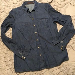 The Limited denim shirt